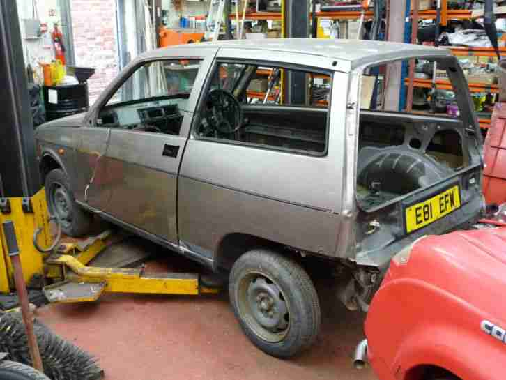 1998 (E) Lancia Y10 1.0 FIRE Breaking for Spares Call for Details