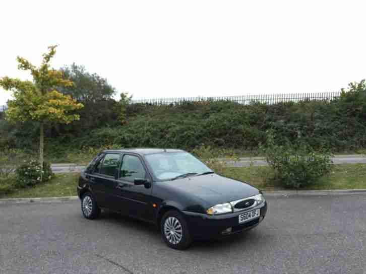 ford 1998 fiesta 1 2 ghia 5 door hatchback car for sale. Black Bedroom Furniture Sets. Home Design Ideas