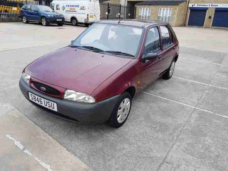 ford 1998 fiesta finesse 12 month mot excellent condition only 61k. Black Bedroom Furniture Sets. Home Design Ideas