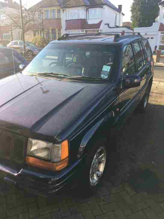 1998 GRAND CHEROKEE LTD AUTO Same family
