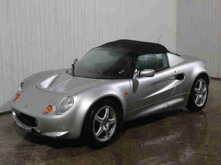 1998 LOTUS ELISE 1.8 SALVAGE EASY FIX