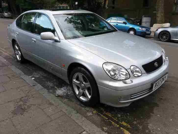 1998 Lexus GS300 Auto 49,000 Miles With FSH 1 Former Keeper Stunning Example