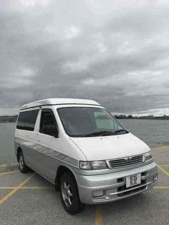 Mazda 1998 bongo camper van motor home. car for sale