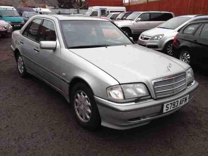 Mercedes Benz 1998 C Class 2 0 C200 Elegance 4dr Car For Sale