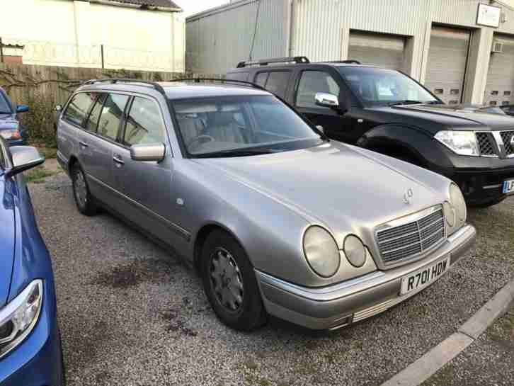 Mercedes Benz 1998. Mercedes-Benz car from United Kingdom