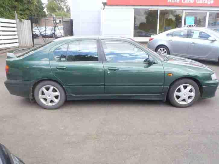 nissan 1998 primera 2 0 gt 5dr car for sale