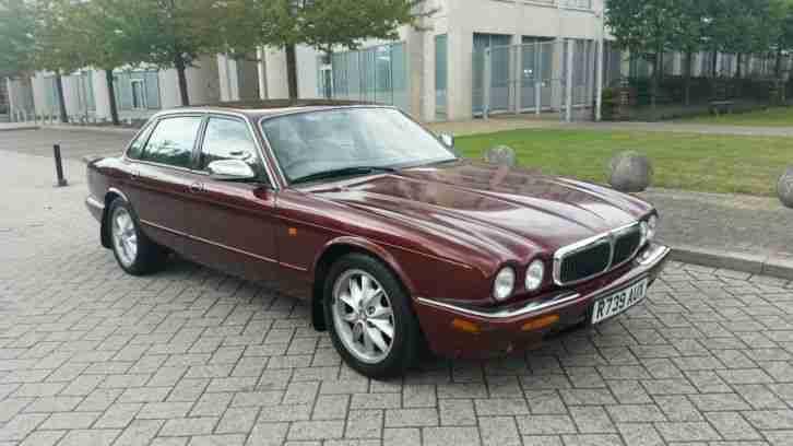 jaguar 1998 r xj8 v8 auto last owner since 2007 car for sale. Black Bedroom Furniture Sets. Home Design Ideas