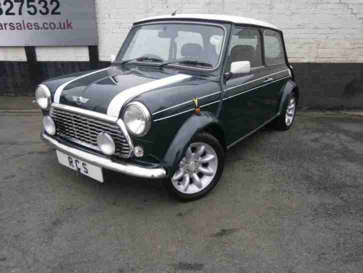 Rover 1998 R Mini 13 Cooper Sports Le 2dr Brg Car For Sale