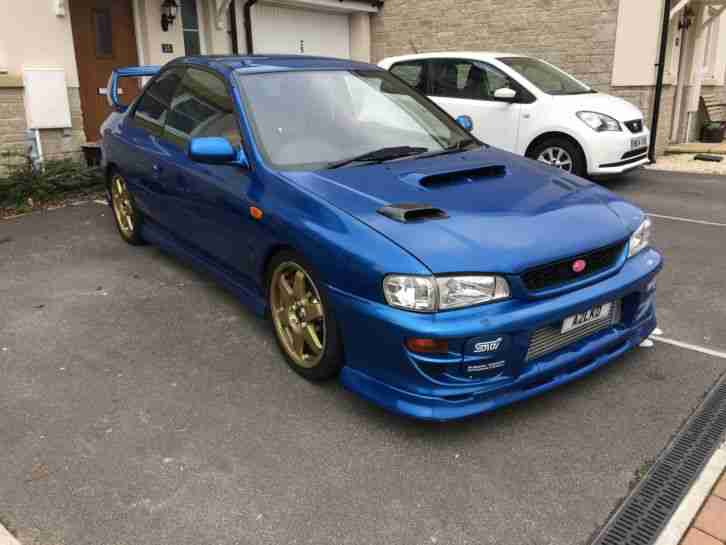 subaru 1998 r impreza wrx sti type r 2 door coupe dccd. Black Bedroom Furniture Sets. Home Design Ideas