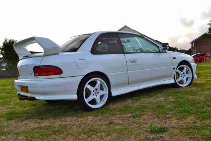 1998/R Subaru Impreza STI Type R - Big Spec 380bhp, Only 20k, 2 Previous Owners!