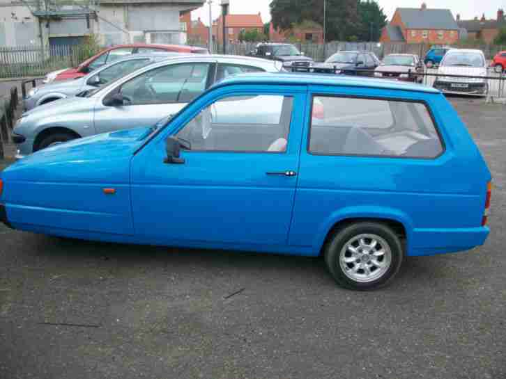 1998 RELIANT ROBIN LX BLUE
