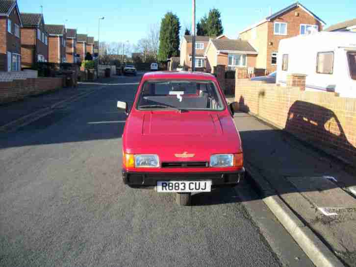 1998 Reliant Robin LX estate