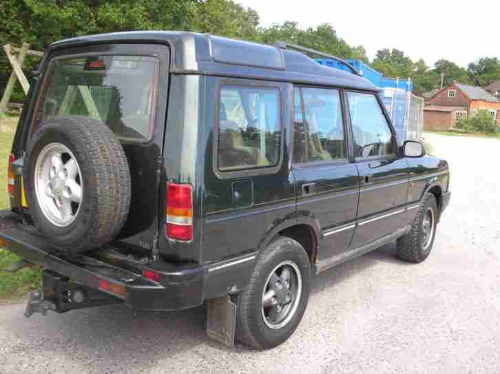1998 land rover range rover owners manual