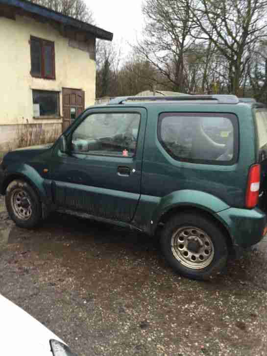 suzuki 1998 jimny jlx green car for sale. Black Bedroom Furniture Sets. Home Design Ideas