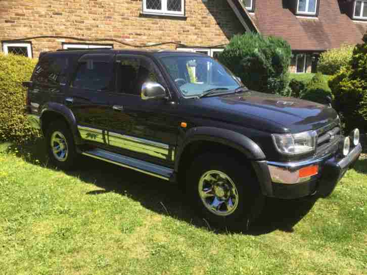 1998 4 RUNNER SURF 5 DOOR DIESEL AUTO