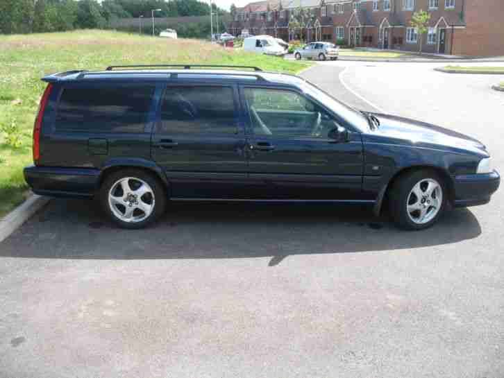 1998 VOLVO V70 CD T5 AUTO BLUE