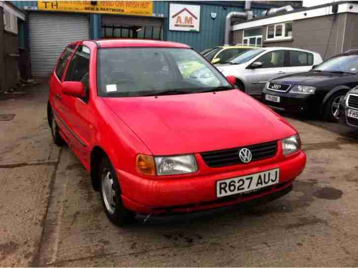 1998 Volkswagen Polo 1.4 CL 3dr