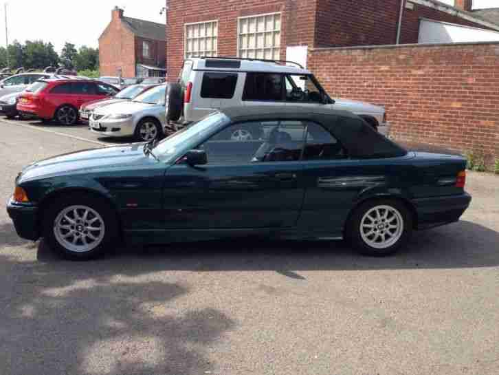 1999 BMW 3 SERIES 328i Edition 2dr Auto