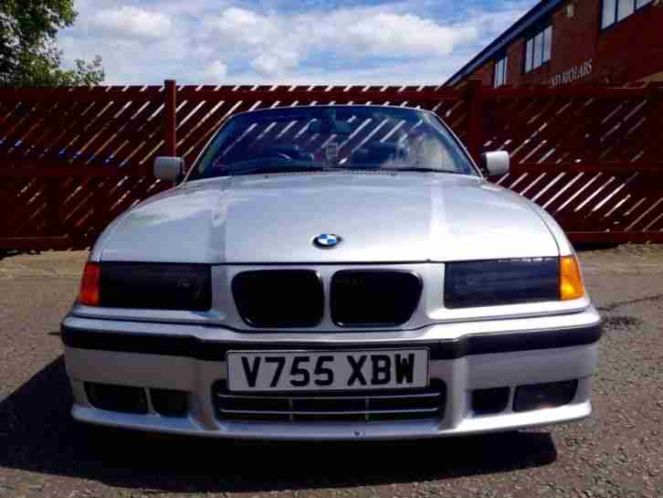BMW I M SPORT Convertible E M REP Excellent Condition - Bmw 323i convertible for sale