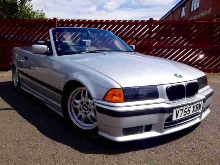 bmw 1999 323i m sport convertible e36 m3 rep excellent condition car for sale. Black Bedroom Furniture Sets. Home Design Ideas