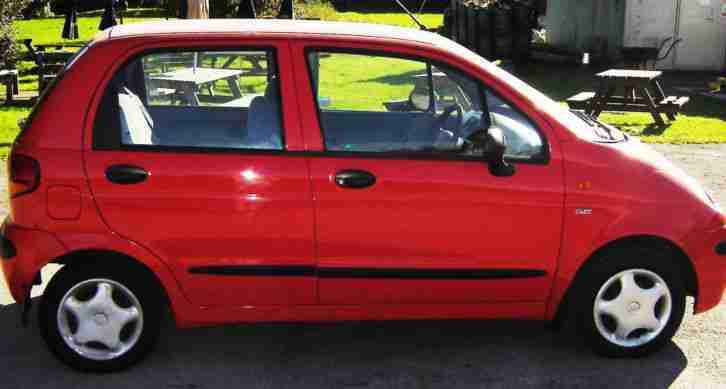 daewoo 1999 matiz se car for sale. Black Bedroom Furniture Sets. Home Design Ideas