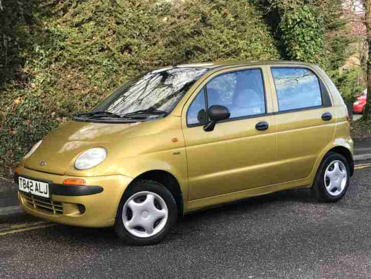 1999 MATIZ SE, NEW MOT, 1 PREVIOUS