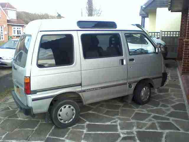 Daihatsu 1999 HIJET 1300 16V EFI GREY microvan minivan ...