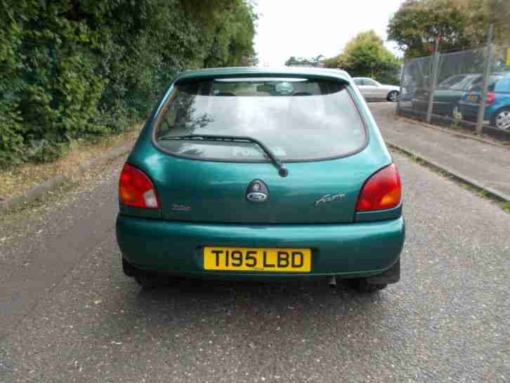 ford fiesta zetec green car  sale