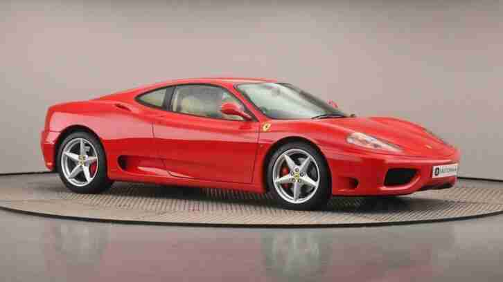Ferrari 360. Ferrari car from United Kingdom