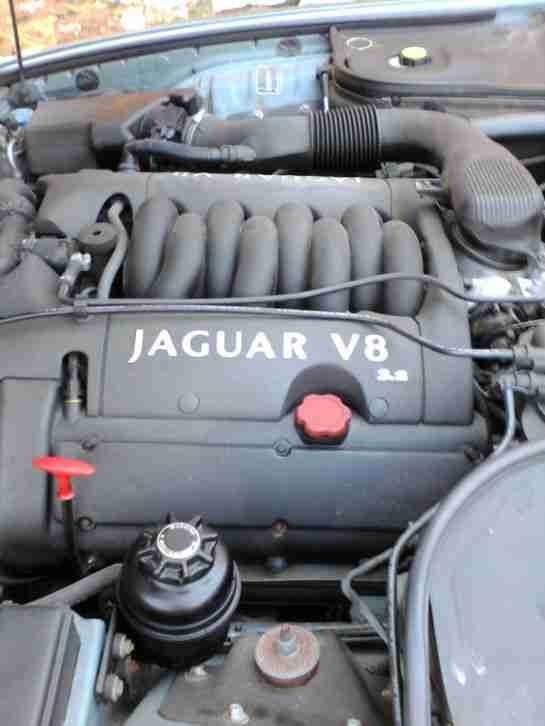 Jaguar XJ8 3 2 X308 AUTO PETROL GEARBOX FAULT