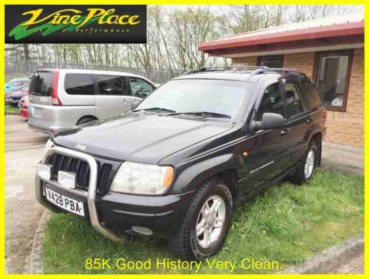 1999 GRAND CHEROKEE 4.0 LIMITED 5D 188