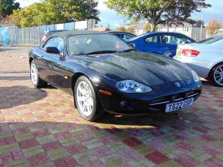 Jaguar Xk8 Car From United Kingdom