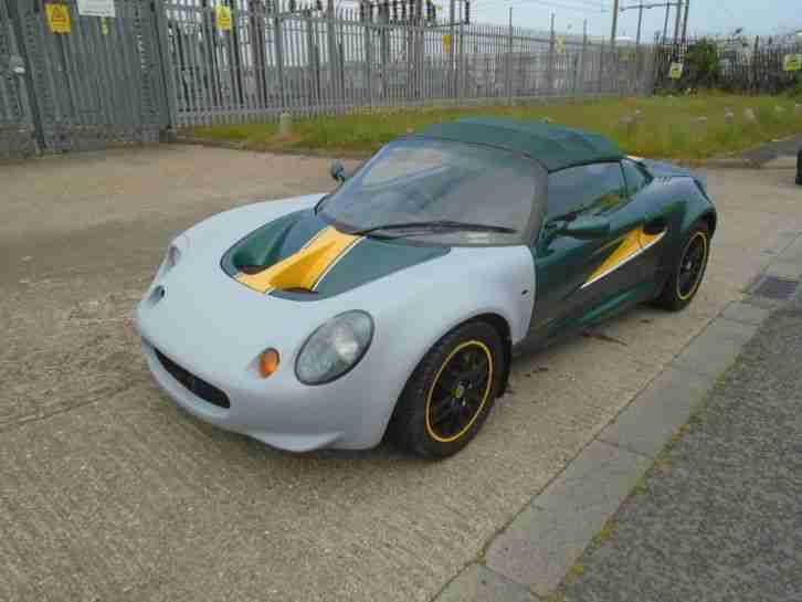 1999 ELISE SALVAGE CAT N ,NOW FIXED