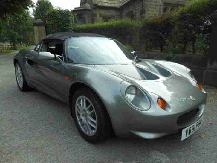 1999 Elise Elise 2dr 2 door Convertible