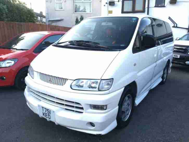 1999 DELICA SPACE GEAR PETROL AUTO