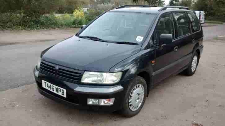 1999 MITSUBISHI SPACE WAGON GL GDI BLUE