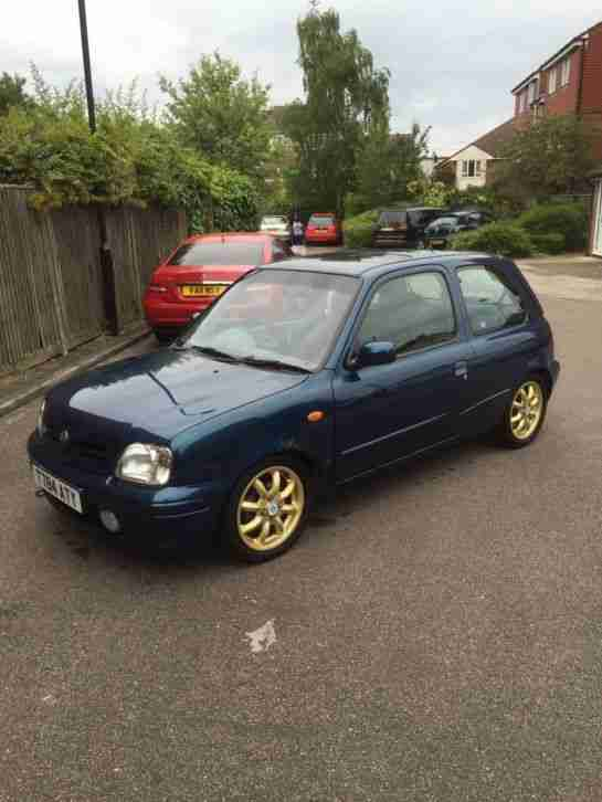 Used Rolls Royce For Sale >> Nissan 1999 MICRA SI BLUE AIRCON A C SUNROOF CUSTOMISED ALLOYS EXHAUST
