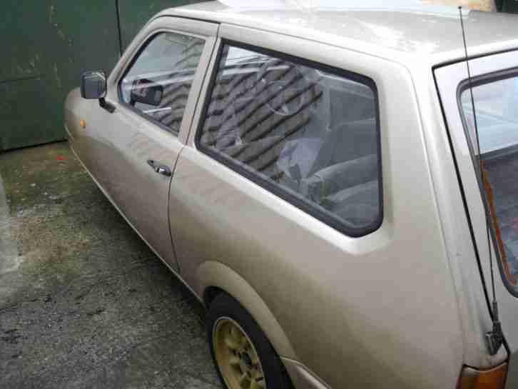 Reliant 1999 ROBIN SLX GOLD. car for sale