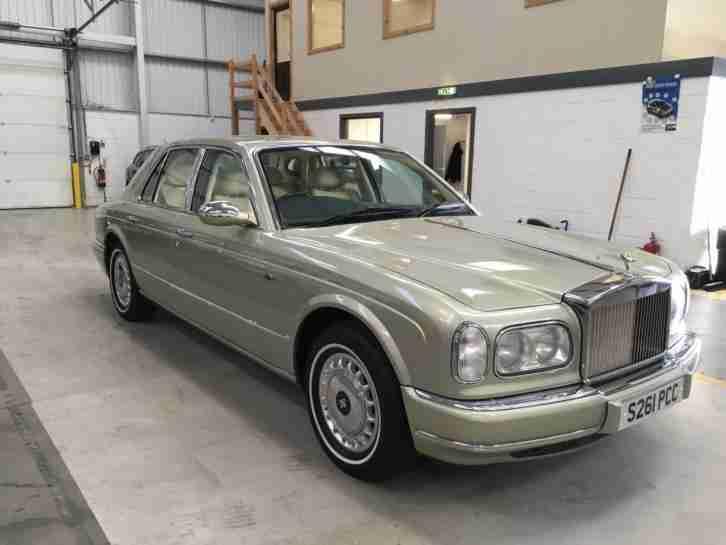 1999 rolls royce silver seraph 5 4 auto car for sale. Black Bedroom Furniture Sets. Home Design Ideas