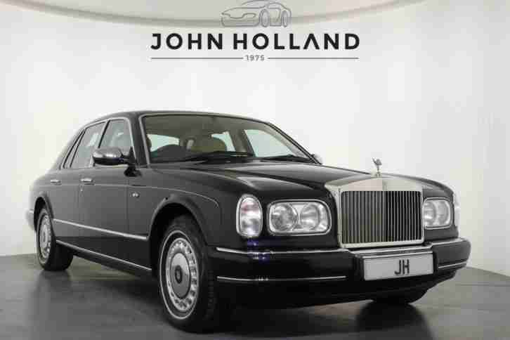 1999 Rolls Royce Silver Seraph Auto, Rare and Collectable, Outstanding Condition