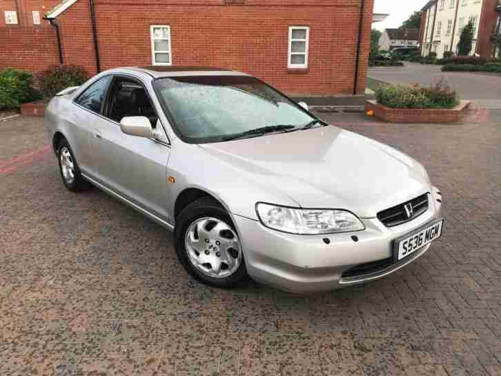 1999 S HONDA ACCORD 2.0 ES COUPE 1 FORMER KEEPER SERVICE HISTORY