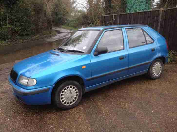 1999 FELICIA LXI 1.3cc BLUE GREAT