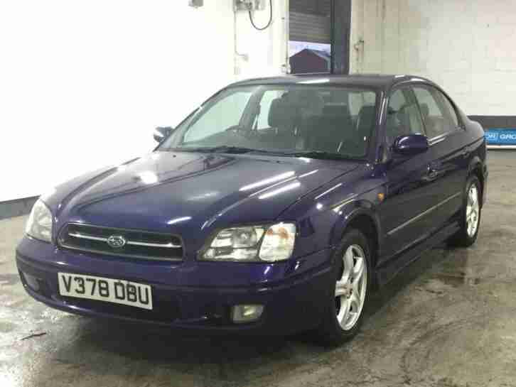 Subaru Legacy. Subaru car from United Kingdom