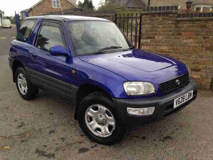 toyota 1999 rav4 rav 4 gx 2 0 petrol very clean car p x car for sale. Black Bedroom Furniture Sets. Home Design Ideas