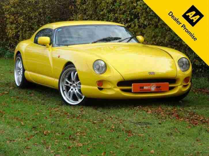 TVR CERBERA. TVR car from United Kingdom