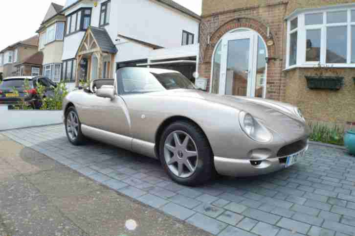 tvr tasmin v6 cosworth race car unfinished project car for sale. Black Bedroom Furniture Sets. Home Design Ideas