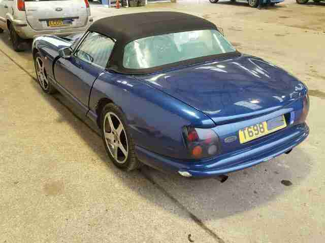 TVR Chimeara. TVR car from United Kingdom