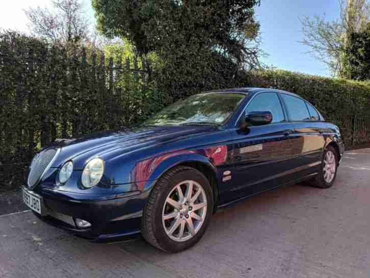 1999, V Reg Jaguar S type 4.0 v8 type s body kit full leather had full service