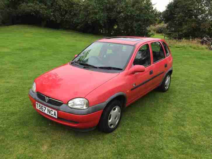 1999 Vauxhall Corsa 1.2 16v Club *PX TO CLEAR*
