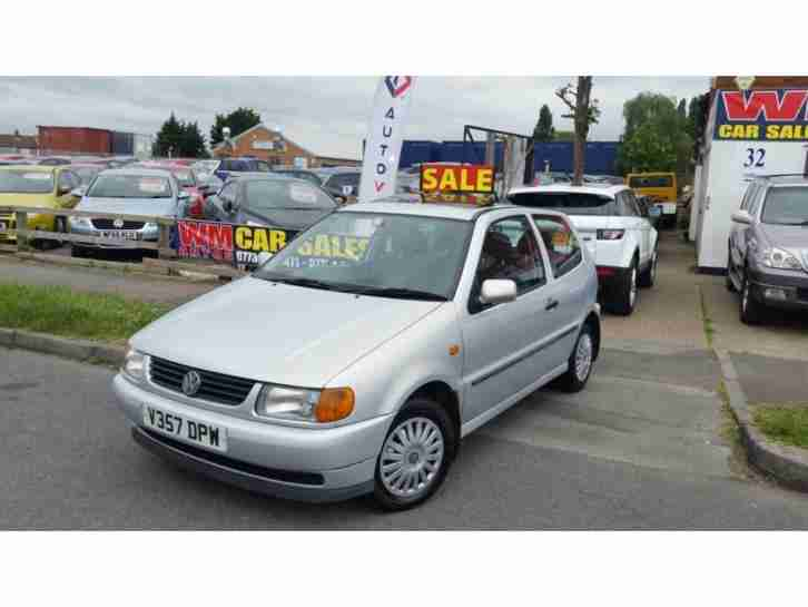1999 Polo 1.4 CL 3dr